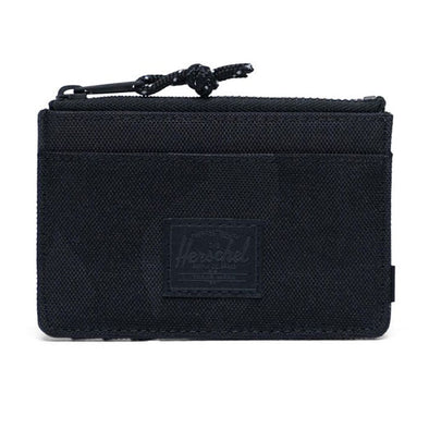 Herschel Supply Co. Oscar Wallet Delta Black/Tonal Camo