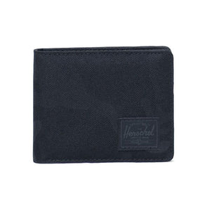 Herschel Supply Co. Roy Wallet Coin Delta Black/Tonal Camo