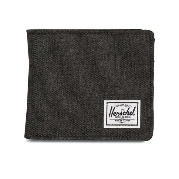 Herschel Supply Co. Hans Coin Wallet XL Black Crosshatch