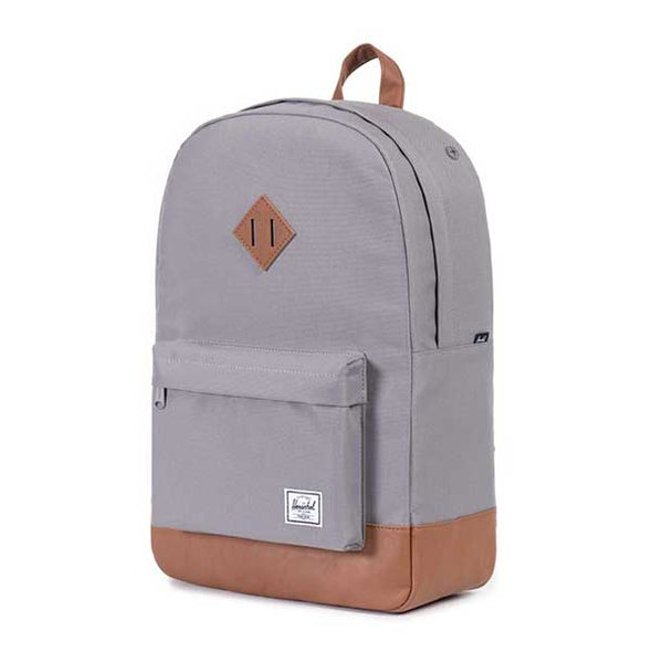 Herschel Supply Co. Heritage Backpack Grey/Tan - Xtreme Boardshop
