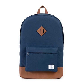 Herschel Supply Co. Heritage Backpack Navy/Tan