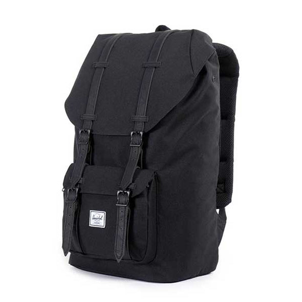 Herschel Supply Co. Little America Backpack Black/Black - Xtreme Boardshop