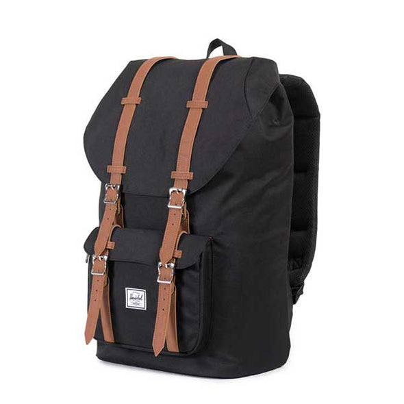 Herschel Supply Co. Little America Backpack Black/Tan