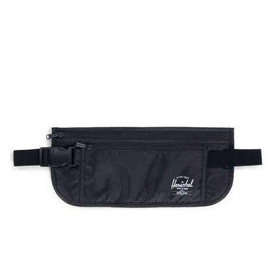 Herschel Supply Co. Money Belt Black