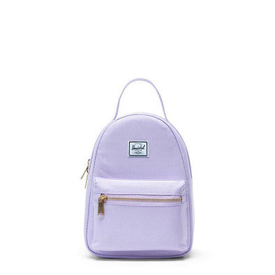 Herschel Supply Co. Nova Backpack Mini Lavendula Crosshatch