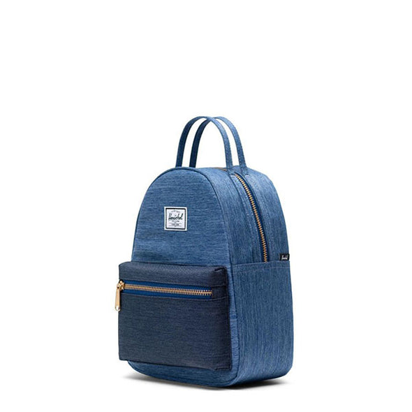 Herschel Supply Co. Nova Backpack Mini Faded Denim/Indigo Denim