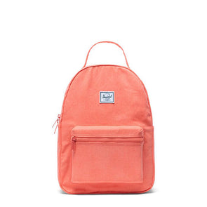 Herschel Supply Co. Nova Backpack XS Cotton Casuals Collection Fresh Salmon