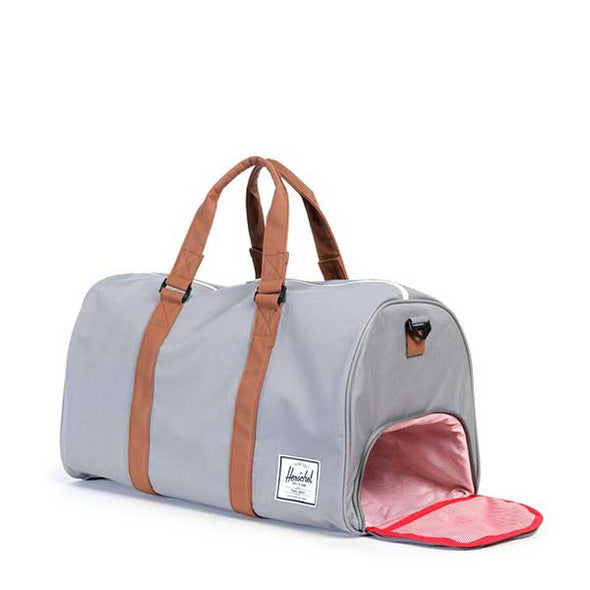 Herschel Supply Co. Novel Duffle Grey/Tan