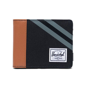 Herschel Supply Co. Roy Wallet Black/Synthetic Leather