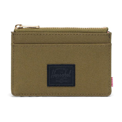 Herschel Supply Co. Oscar Wallet Khaki Green
