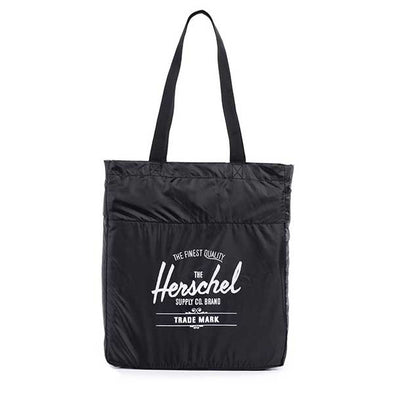 Herschel Supply Co. Packable Tote Black - Xtreme Boardshop