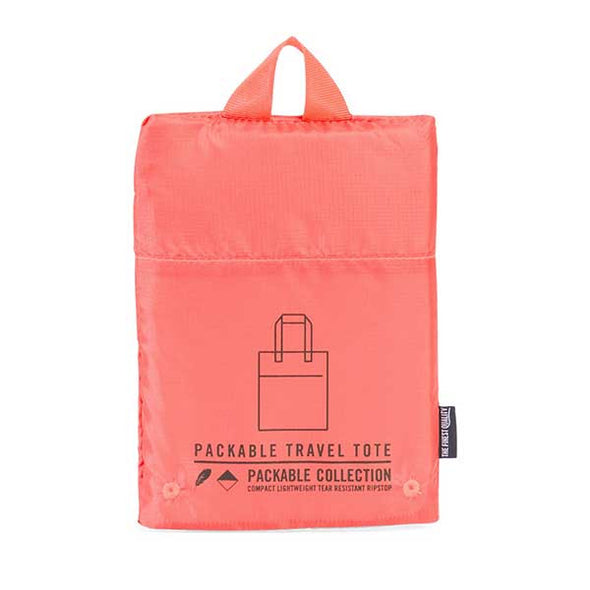 Herschel Supply Co. Packable Tote Hot Coral - Xtreme Boardshop