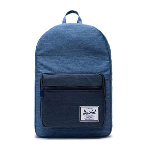 Herschel Supply Co. Pop Quiz Backpack Faded Denim/Indigo Denim