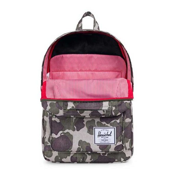 Herschel Supply Co. Pop Quiz Backpack Frog Camo - Xtreme Boardshop