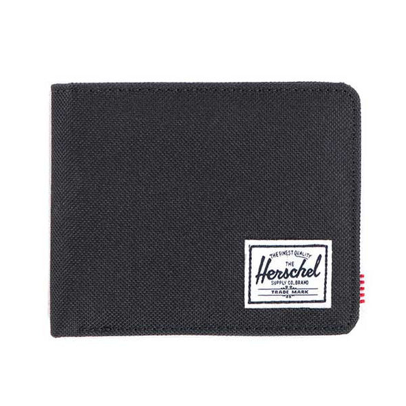 Herschel Supply Co. Roy Wallet Black - Xtreme Boardshop