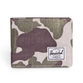 Herschel Supply Co. Roy Wallet Frog Camo