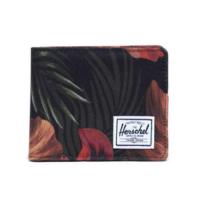 Herschel Supply Co. Roy Wallet Tropical Hibiscus