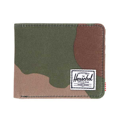Herschel Supply Co. Roy Wallet Woodland Camo - Xtreme Boardshop