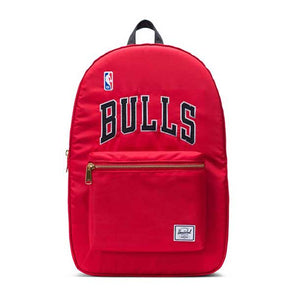 Herschel Supply Co. Settlement Backpack NBA Champions Chicago Bulls/Red