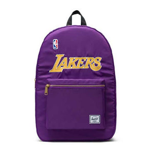 Herschel Supply Co. Settlement Backpack NBA Champions Los Angeles Lakers/Purple