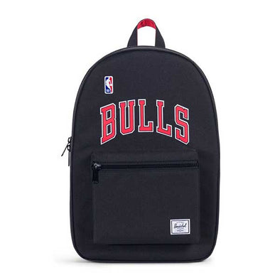 Herschel Supply Co. Settlement Backpack NBA Superfan Chicago Bulls/Black