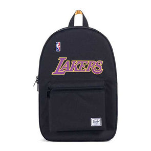 Herschel Supply Co. Settlement Backpack NBA Superfan Los Angeles Lakers/Black