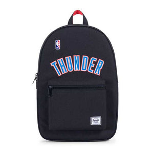 Herschel Supply Co. Settlement Backpack NBA Superfan Oklahoma City Thunder/Black