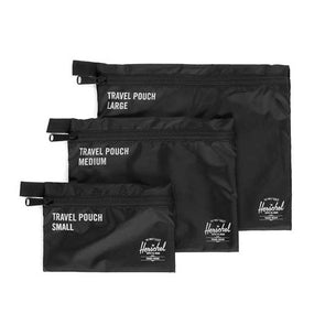 Herschel Supply Co. Travel Pouches Black