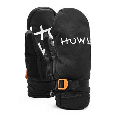 Howl Fairbanks Mitt Black - Xtreme Boardshop