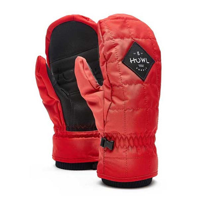 Howl Jed Mitt Red - Xtreme Boardshop