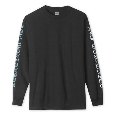 HUF Bondage Long Sleeve T-Shirt Black