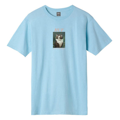 HUF Lost T-Shirt Greek Blu