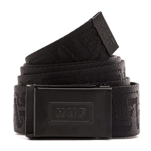 HUF Otis Scout Belt Black