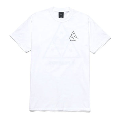 HUF Playboy Playmate Triple Triangle T-Shirt White