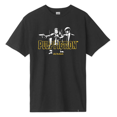 HUF x Pulp Fiction Era T-Shirt Black