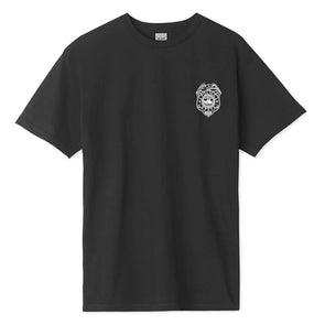 HUF Riot T-Shirt Black