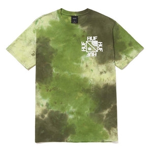 HUF Sunshine Tie-Dye T-Shirt Green