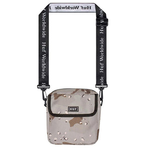 Copy of HUF Tompkins Shoulder Bag Camo