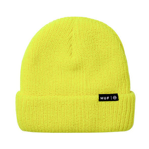 HUF Usual Beanie Hot Lime