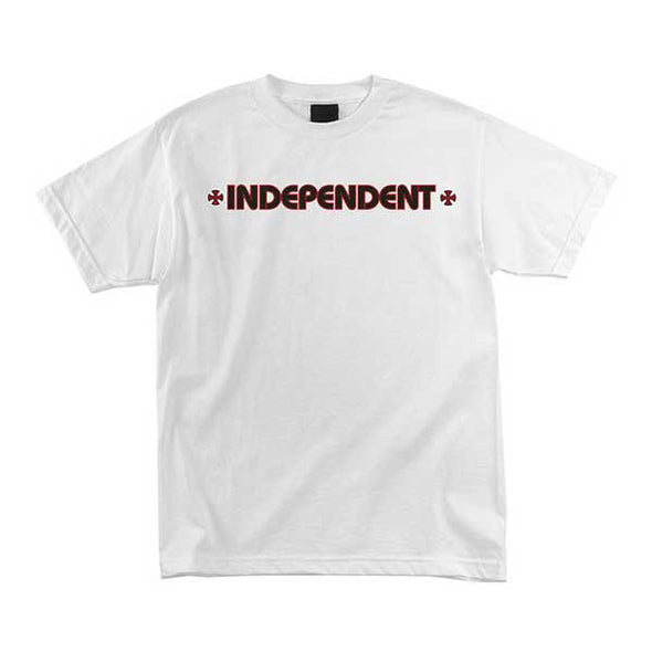 Independent Bar Cross White - Xtreme Boardshop