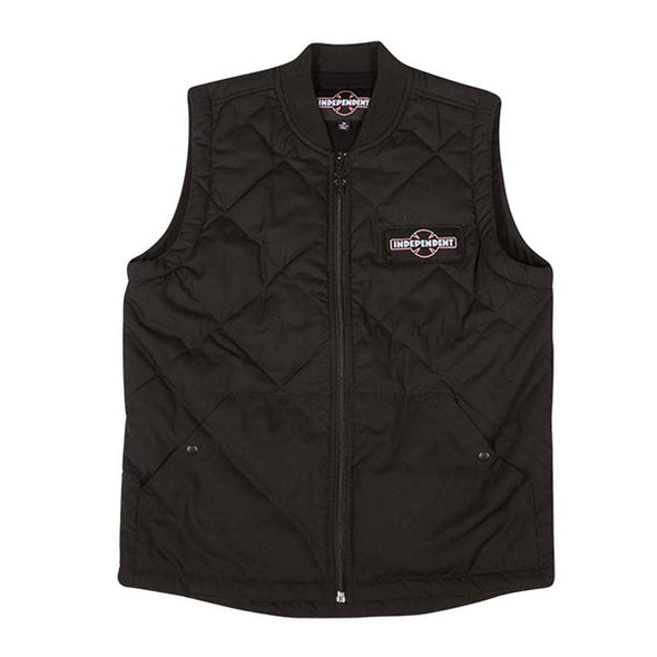 Independent Foundation Vest Black