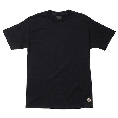 Independent ITC Bold Regular S/S T-Shirt Black