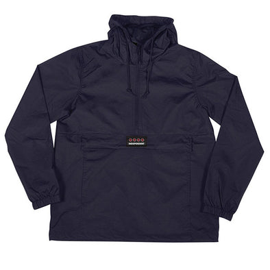 Independent Spectrum Truck Co. Anorak Jacket Navy