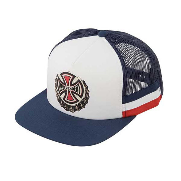 Independent The Only Choice Trucker Navy - Xtreme Boardshop