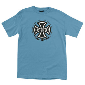 Independent Truck Co S/S Regular T-Shirt Carolina Blue