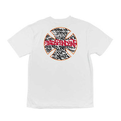 Independent Vandal Premium White - Xtreme Boardshop