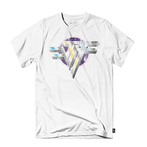 JHF World Tour Tee White - Xtreme Boardshop