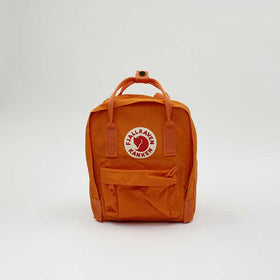 Fjallraven Kanken Mini Backpack Burnt Orange