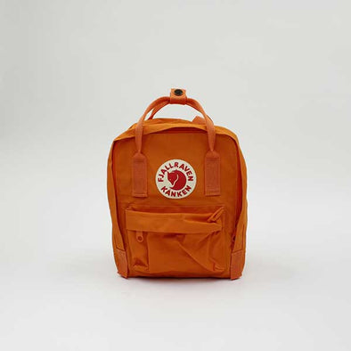 Fjallraven Kanken Mini Backpack Burnt Orange - Xtreme Boardshop