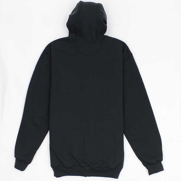 Carhartt Midweight Hooded Zip-Front Sweatshirt Black